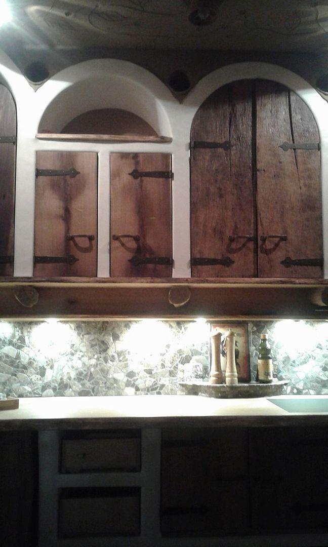 gemauerte Küchen